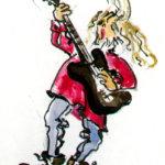 kuvituskuva, Else-Marja Laukkanen, rock, fesstivaali, musiikki,