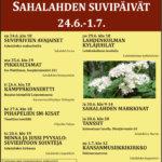 Sahalahden Suvipäivät 2012