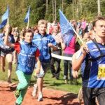 Kristian Kannus ankkuroi Kangasala SK:n Nuorten Jukolan pronssille.