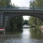 Ihminen hyppäsi Kostianvirran ylittävältä sillalta veteen tiistai-iltana