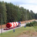 Pitkät piiput lähtivät Ukrainaan