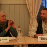 Kirsti Savola ja Tero Ahlqvist