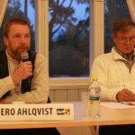 Tero Ahlqvist ja Vilho Nikkanen