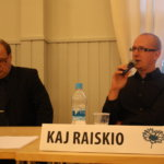 Petri Urkko ja Kaj Raiskio