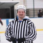 Jääkiekko on iloinen asia. Kuvassa Ville Klasila.