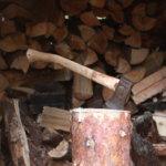 Personkolon laavulta varastettiin härskisti kuivia kelopuita – Talkoilla tehty puukatos pian tyhjänä