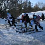 Talvikirmaus Mikkolan Navetalla lauantaina