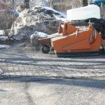 Mihin kaduilta kerättävä hiekoitussepeli päätyy?
