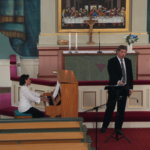 Musiikki täytti kirkon