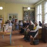 Näyttely aloitti Sappeen koulun juhlavuoden