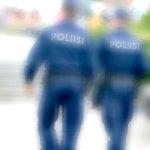 Poliisi valvoo koulujen alkua