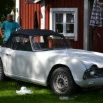 Jussi Pennanen ja viimeiseksi jäänyt Triumph-projekti.