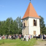 Piispa Matti Repo johtaa juhlamessun