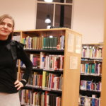 Riikka Pelo, kirjasto