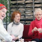 Joulun tunnelma rantautui iloisen mielen ostosraitille