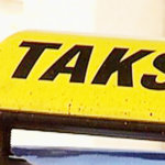 Taksien asemapaikat poistuvat