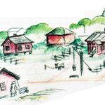 Mikkolan Navetalla pohditaan yhteisöllistä asumista ja yhteisöllisyyden käsitettä
