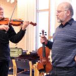 Stradivarin jäljillä