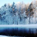 Talvi alkoi tammikuussa