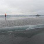 Vaarallinen railo Mallasvedellä!