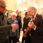 Huutoäänestys huipensi viulukonsertin