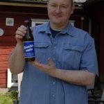 Rönnvikin nimikko-olut on vihdoin pääsemässä markkinoille