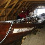 Avajaiset veneveistämöllä Luopioisissa – keskellä kylää on valmistumassa kaksi puuvenettä