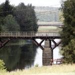 Kyllönjoen vanha silta.
