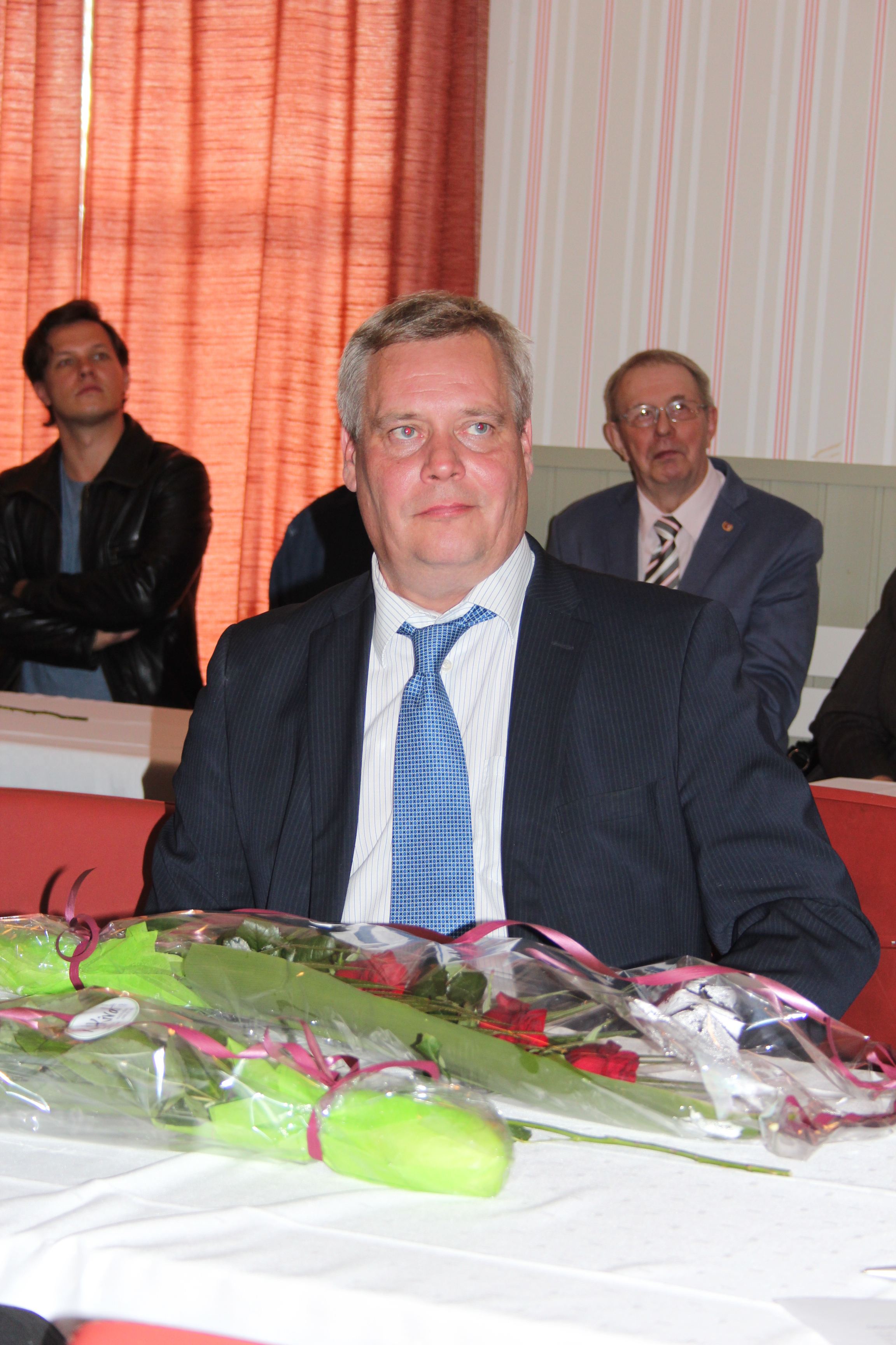 Antti Rinne Yhteystiedot