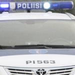 Huumekuski kärysi ratista Kangasalla, kuskilla oli nyrkkirauta mukana autossa