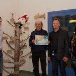 Lastenpsykiatrian klinikka sai August Rockilta 3680 euron joululahjarahan