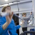Marjatta Stenius-Kaukosen johtama diabetesyhdistys tekee kylissä tärkeää työtä sairauden ehkäisemiseksi. Diabetekseen pätee tuttu lääke: pitäisi syödä terveellisemmin ja liikkua enemmän.
