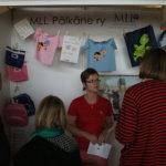 MLL piti sekä omaa osastoa että lasten leikkipaikkaa vuoden 2009 Pälkäne palvelee ja tuottaa -näyttelyssä.