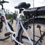 Boost Bike on pälkäneläisen Electrobiken suunnittelema sähköpyörä, joka soveltuu parhaiten työmatkapyöräilyyn ja kaupunkiajoon.