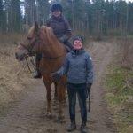 Kisailua hevostaidoissa