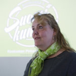 Ylöjärveläinen Riitta Koskinen aloitti vuodenvaihteessa Keskustan Pirkanmaan piirin puheenjohtajana.