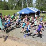 Aitoo Trailille osallistui tänä kesänä yhteensä 124 juoksijaa.
