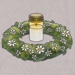 Ruusuja ja risuja hautojen hoidosta Pälkäneellä