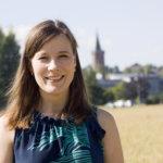 Janita Koivisto jää opintovapaalle