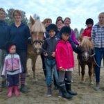 Kaikenikäiset opiskelevat hevostaitoja kerhoissa