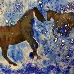 Santala-Köykkä mukana Puristamon näyttelyssä