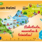 Pirkan Helmi tukee maaseudun yrityksiä, kyliä ja yhdistyksiä
