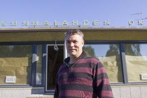Hannu Knaapista ja kyläkaupan uusista avajaisista kertovasta jutusta tuli nettihitti.