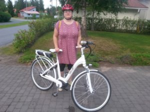 Laura-Marja Vilppo.