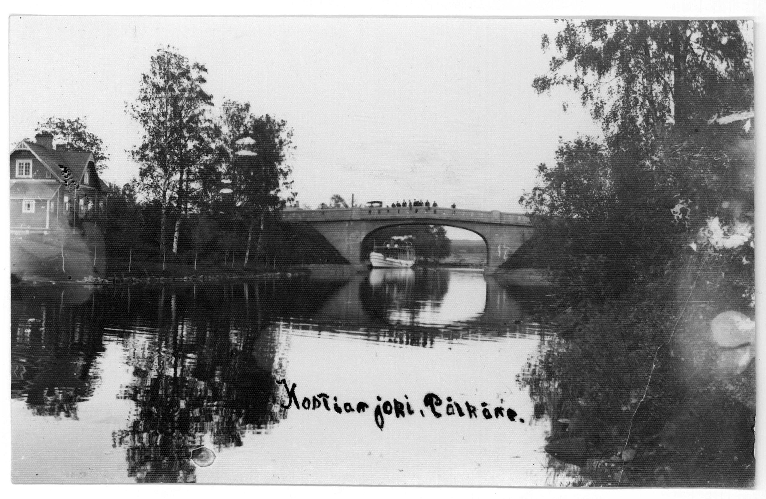 Kuvahaun tulos haulle Kostian Mylly ja Saha Oy, Pälkäne