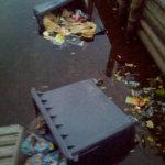 Kuka muutti Kostian virran roskien virraksi?