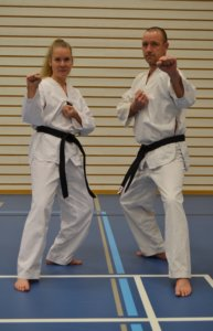 Taekwondo kehittää fysiikan ohella mielenhallintaa ja keskittymiskykyä.