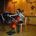 Musiikkiopistolaisten taidonnäytteitä