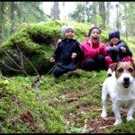 Luonto, yhteisöllisyys ja aktiivisuus