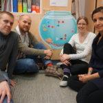 Pääpaino suomen kielen ja koulutaitojen opettelussa